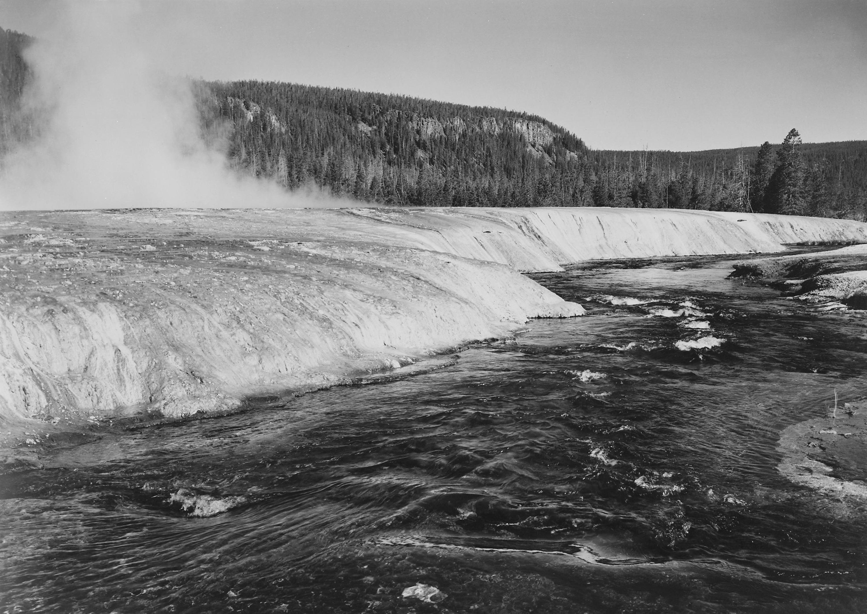 Pictorial Photography by Ansel Adams (767PH) — Atlas of Places Ansel Adams Clearing Winter Storm Wiki