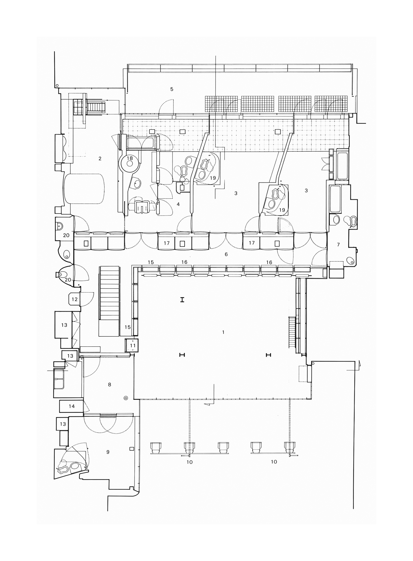 Maison De Verre By Bernard Bijvoet Pierre Chareau 297ar Atlas Of Places