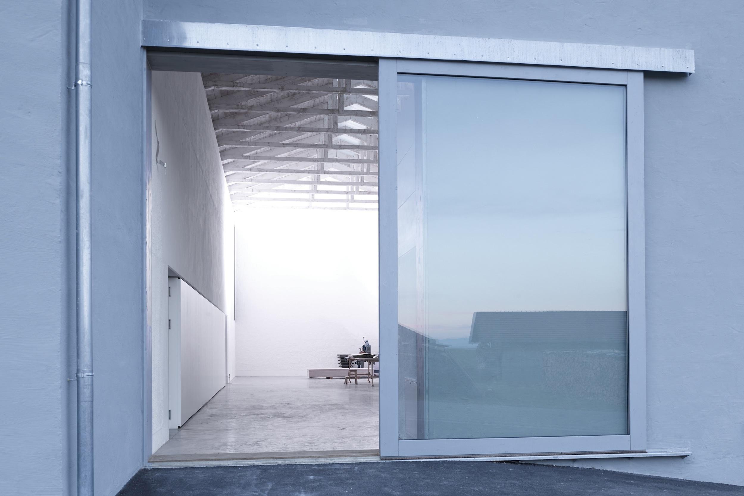 Atelier Werkstatt Und Lager By Florian Nagler Architekten