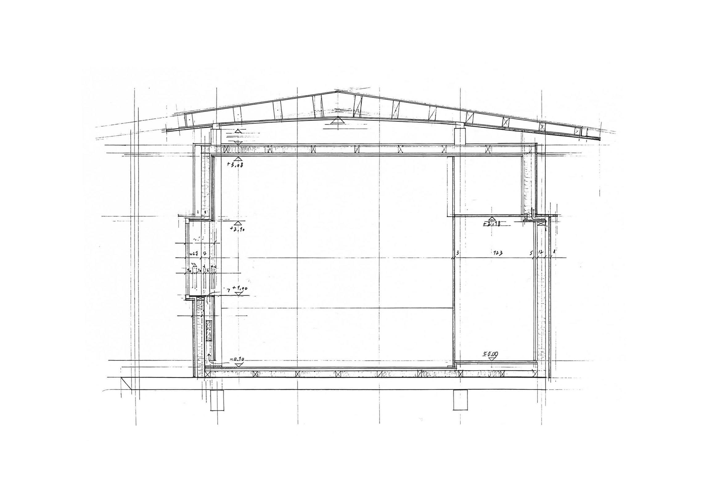 Plywood House by Herzog & de Meuron (556AR) — Atlas of Places