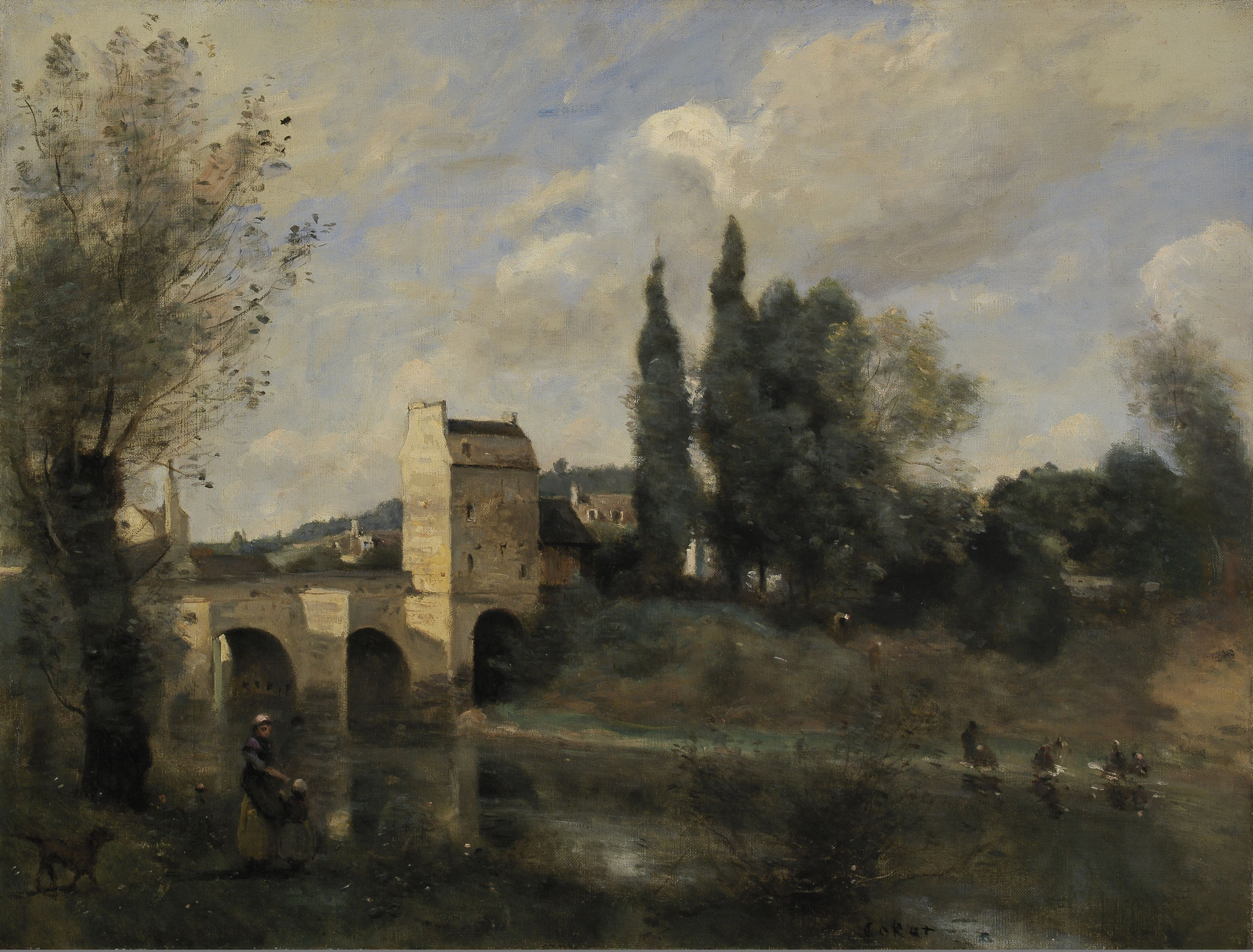 Open-Air Painting and the Classical-Landscape Tradition Corot in Italy