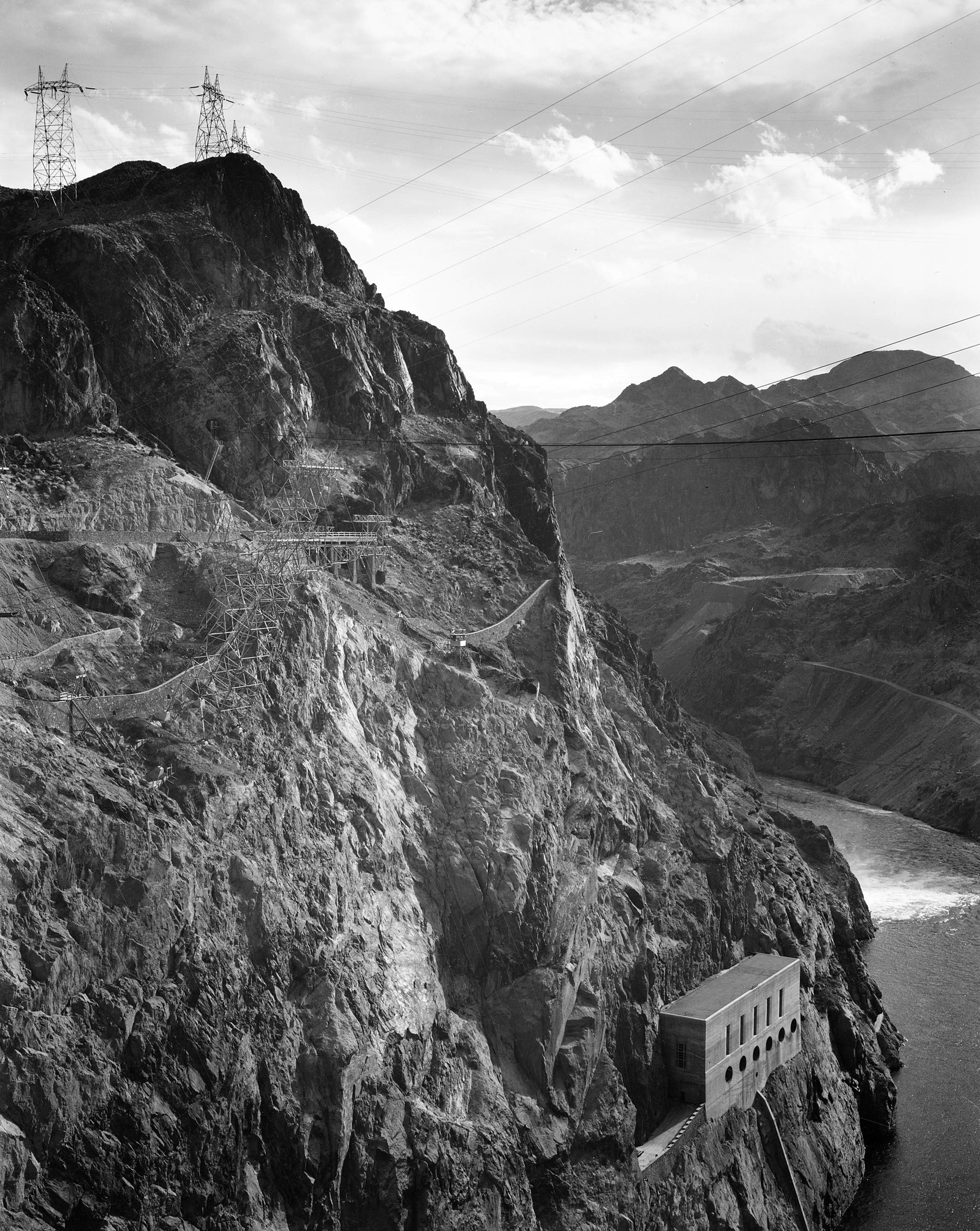 Hoover Dam by Six Companies, Inc  (340AR) — Atlas of Places