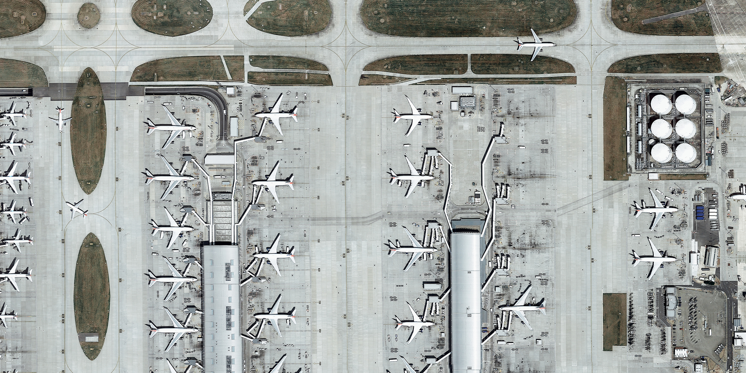 Airport Patterns I