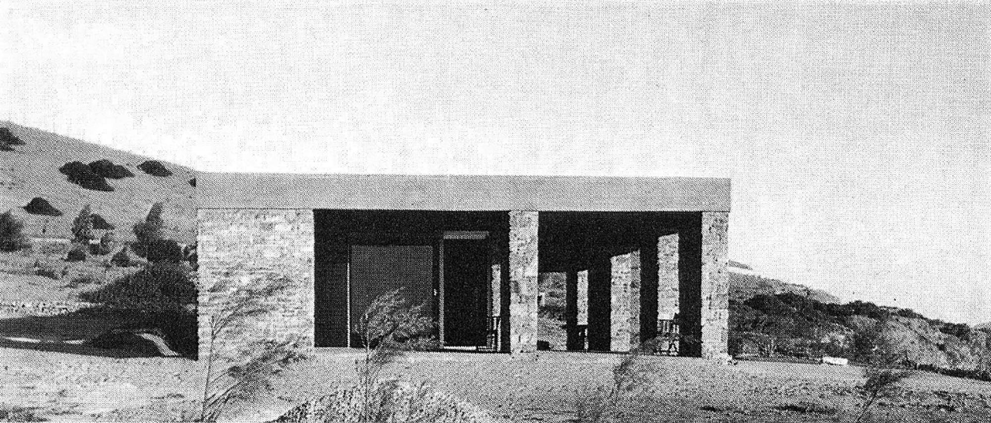 Summer House Anavyssos