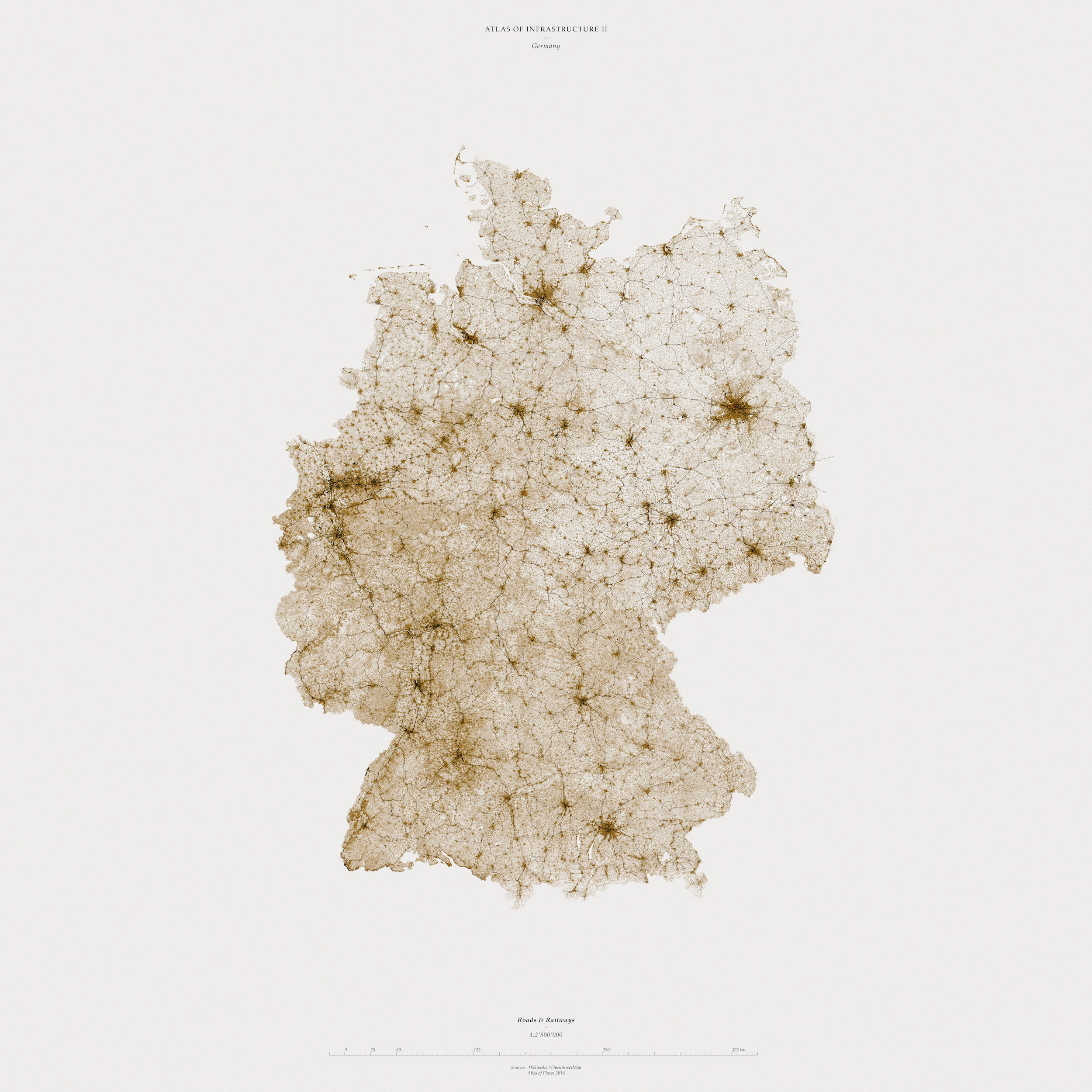 Atlas of Infrastructure II