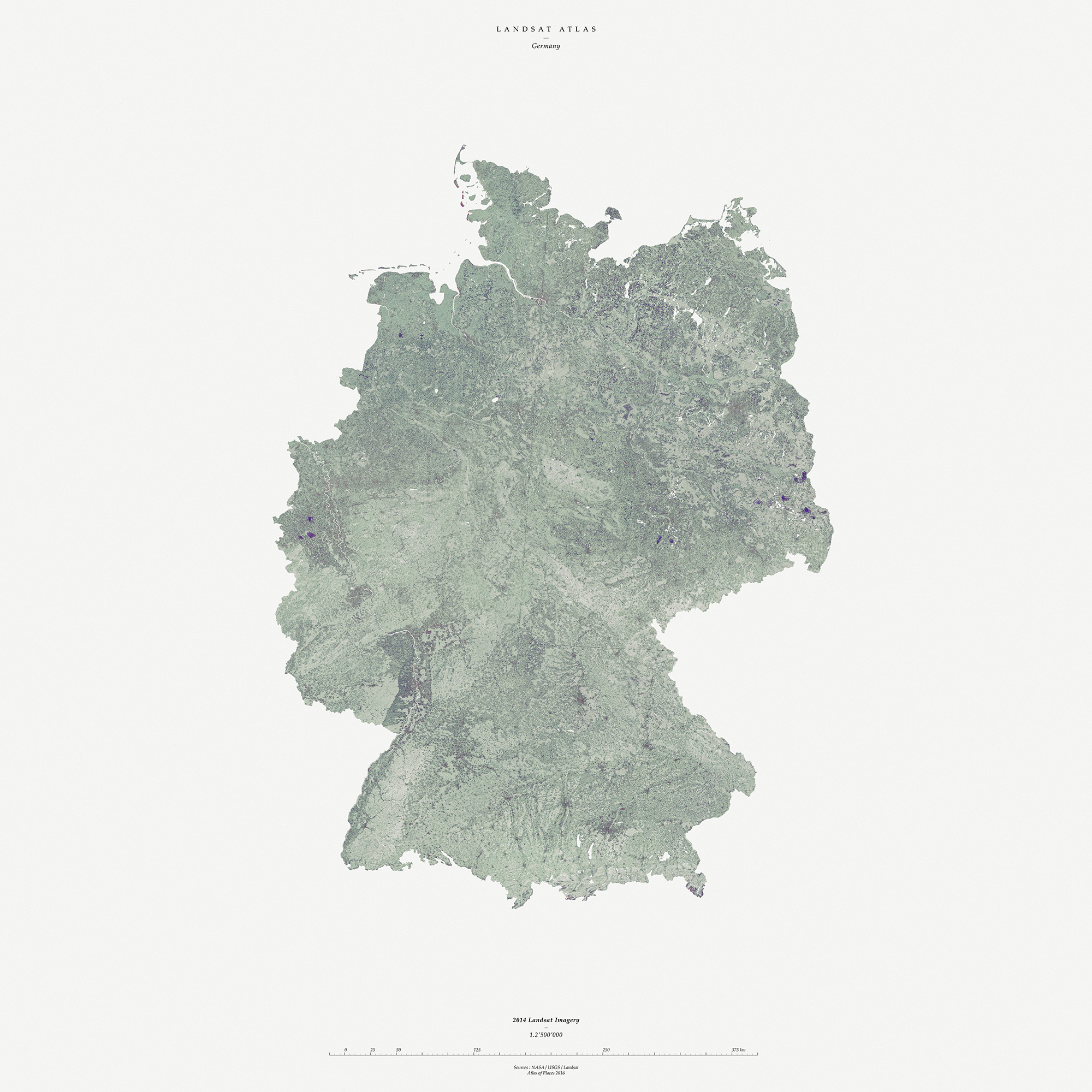 Atlas of Landsat I