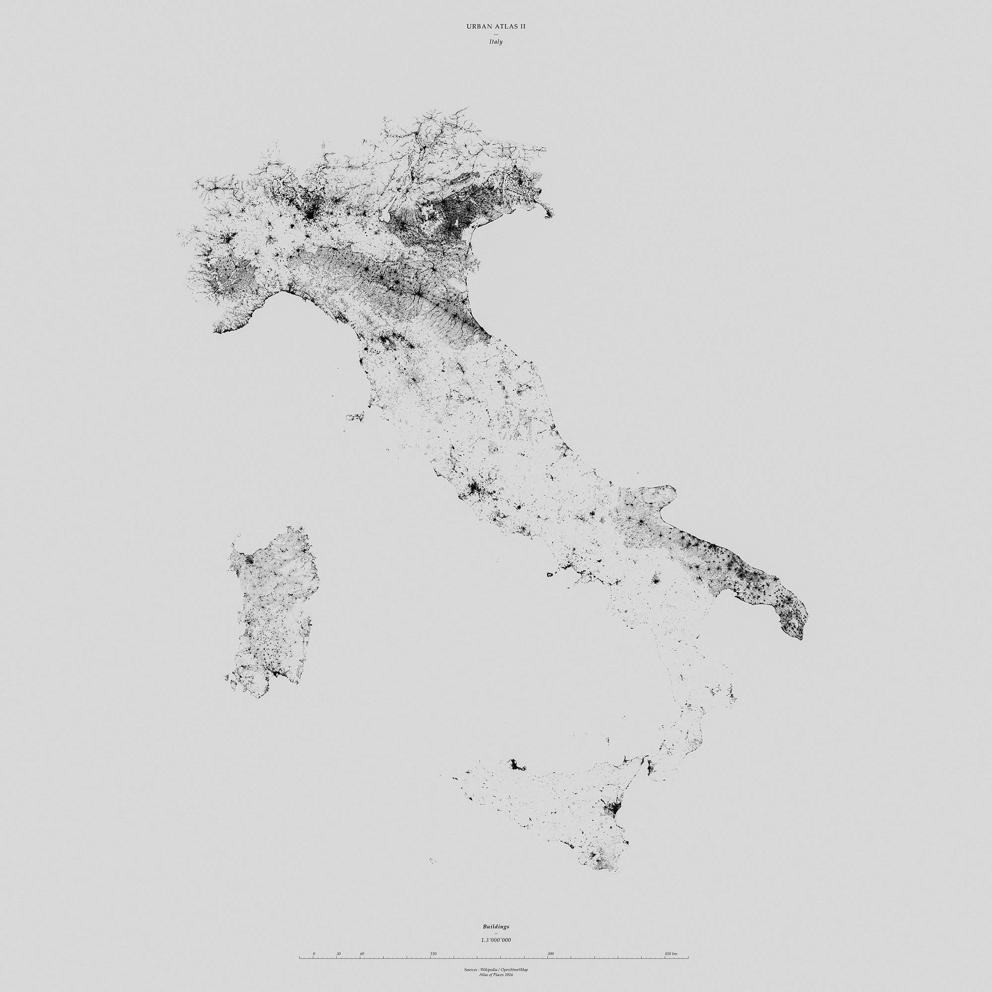 Atlas of Urbanity I