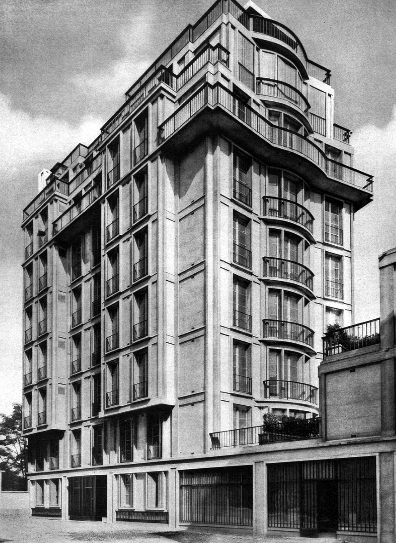 Immeuble Raynouard