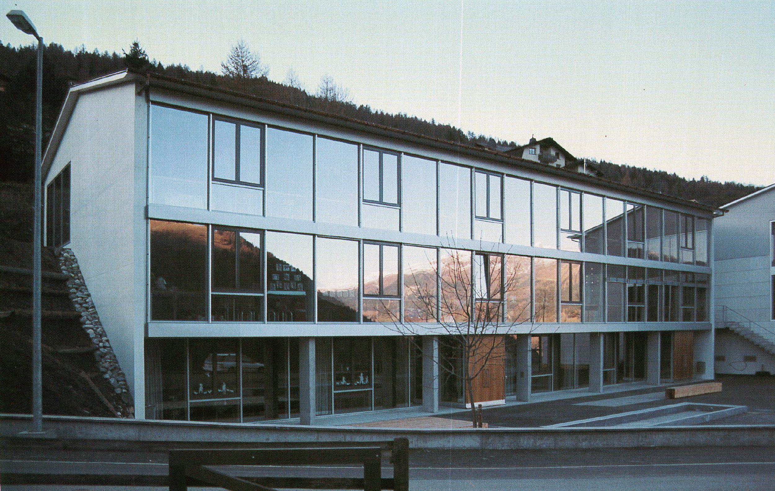 Schulhaus Malix