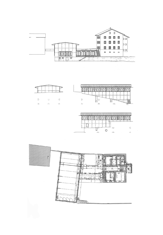 Erweiterung Schulhaus in Tschlin