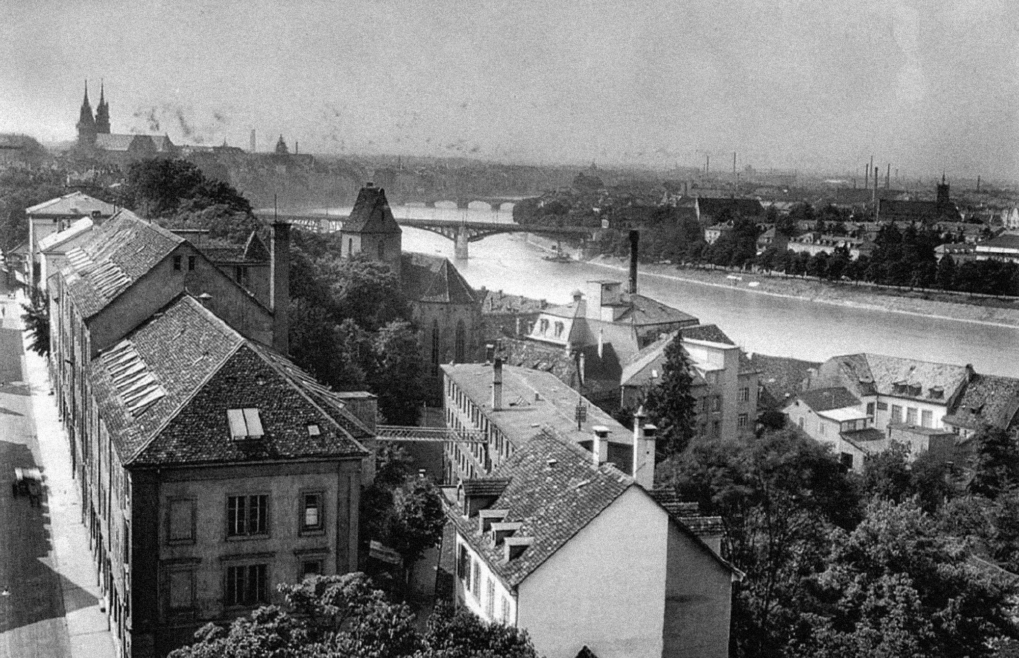 Jugendherberge St. Alban