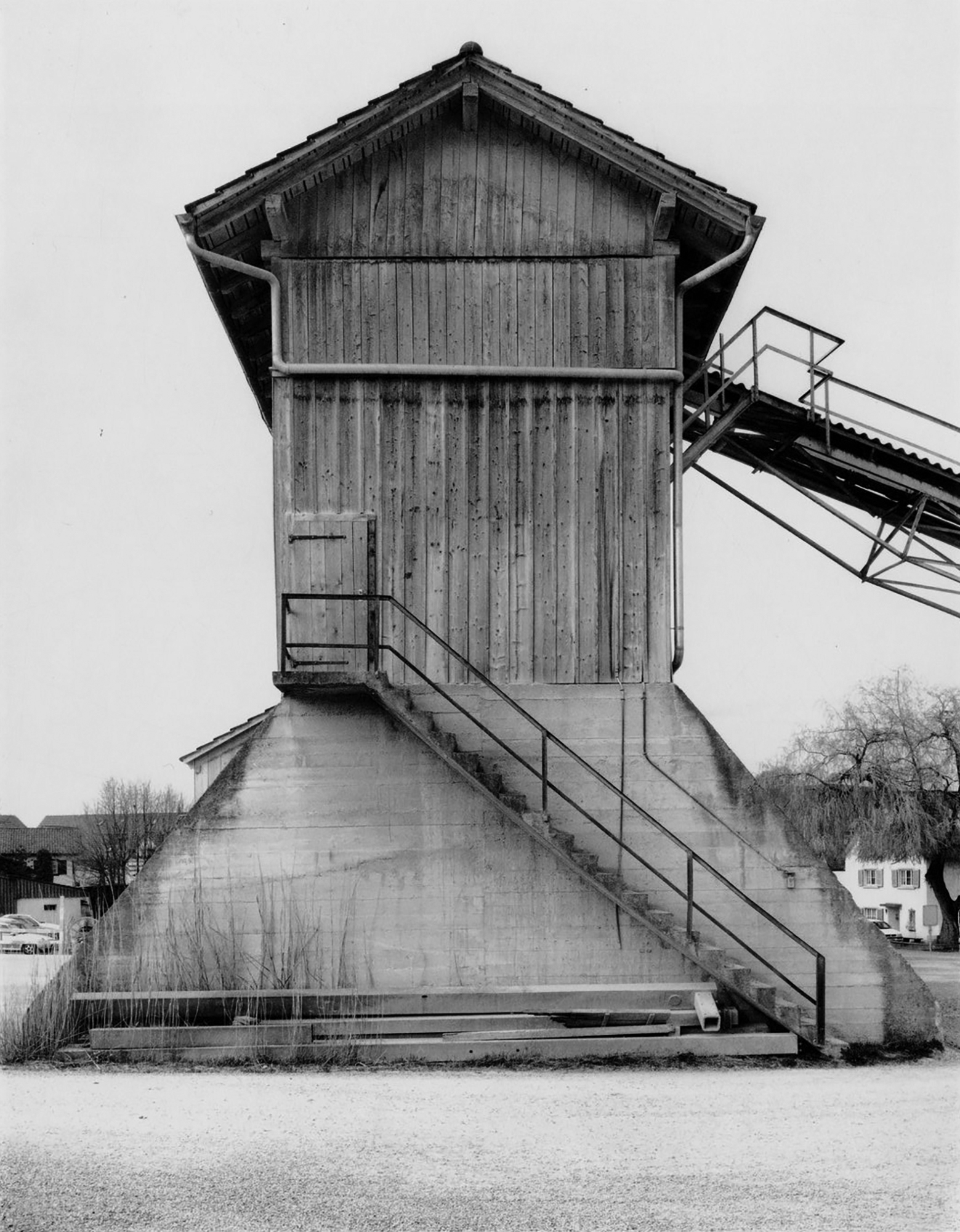 The Work of Bernd and Hilla Becher