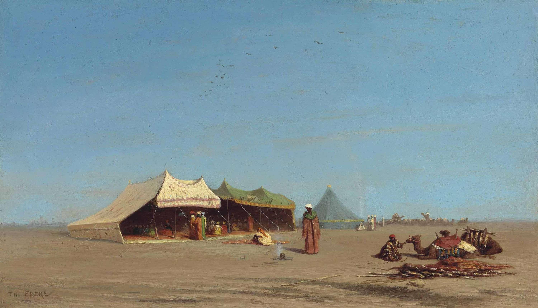 Paysages du Couchant et du Levant