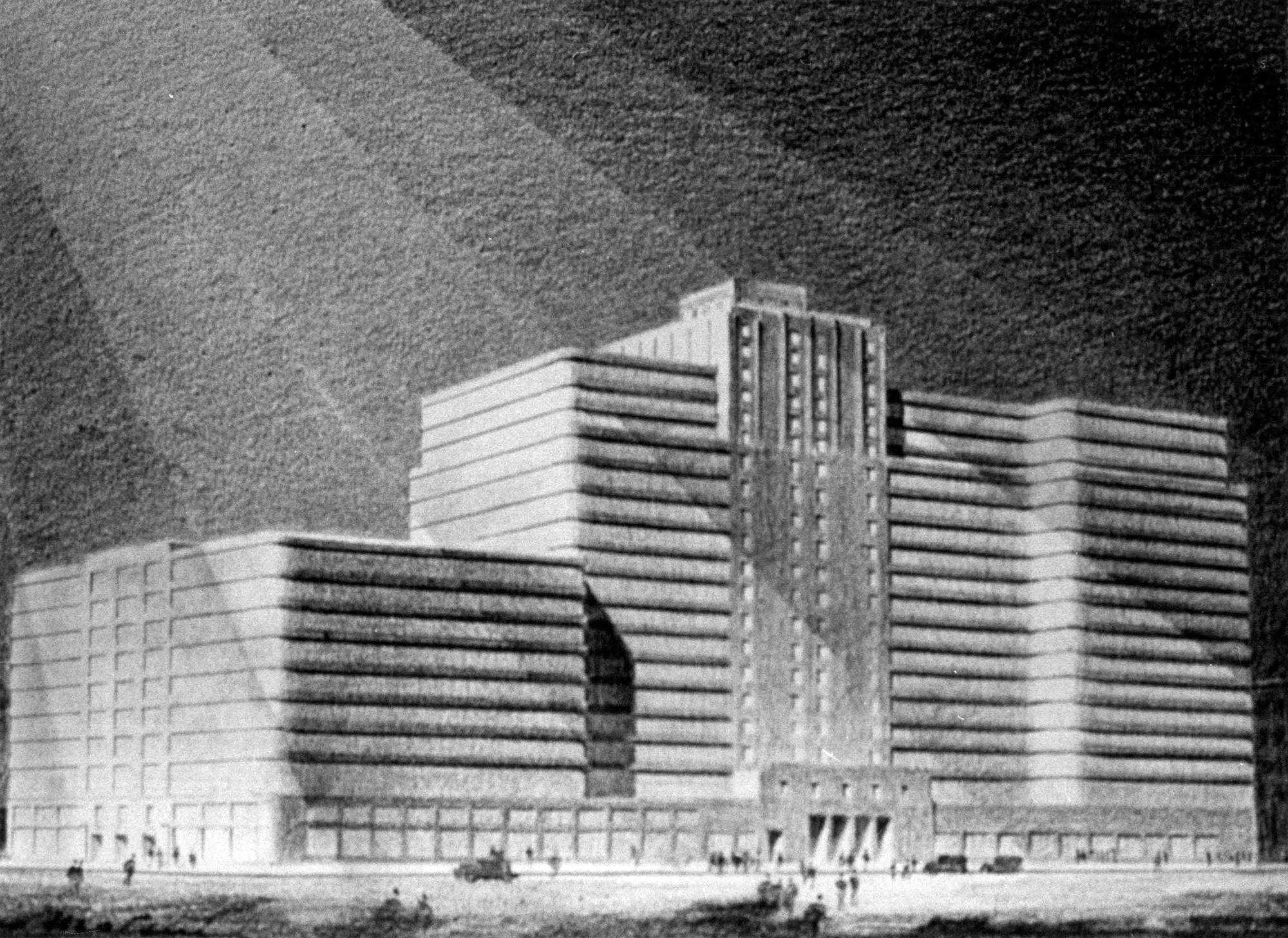 Starrett-Lehigh Building