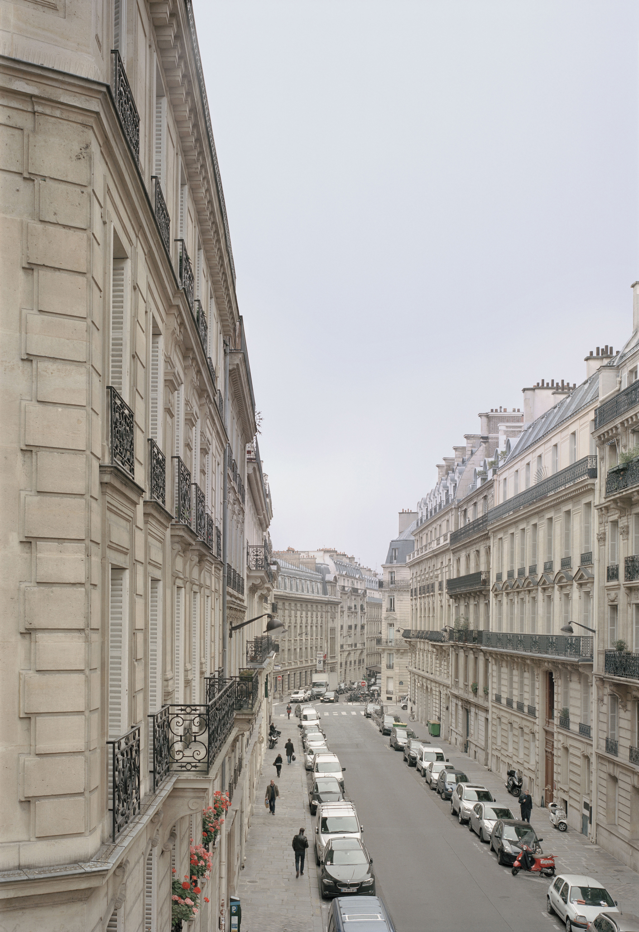 Paris Haussmann