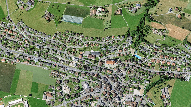 Erweiterung Primarschulhaus Dorf