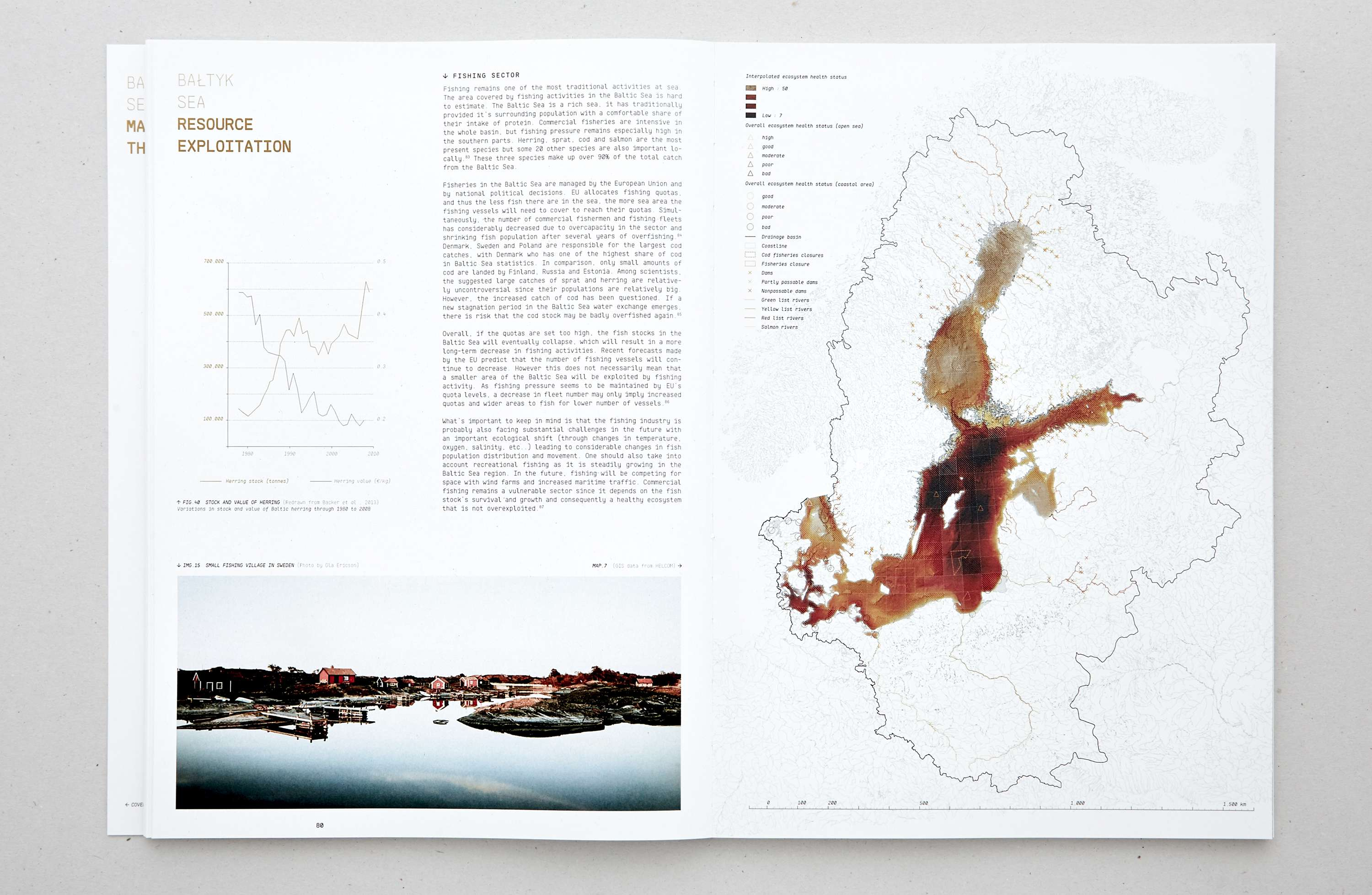 Atlas of Overexploited Territories - Baltic Sea
