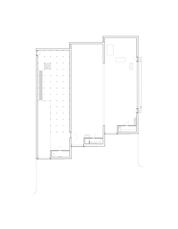 Atelier, Werkstatt und Lager