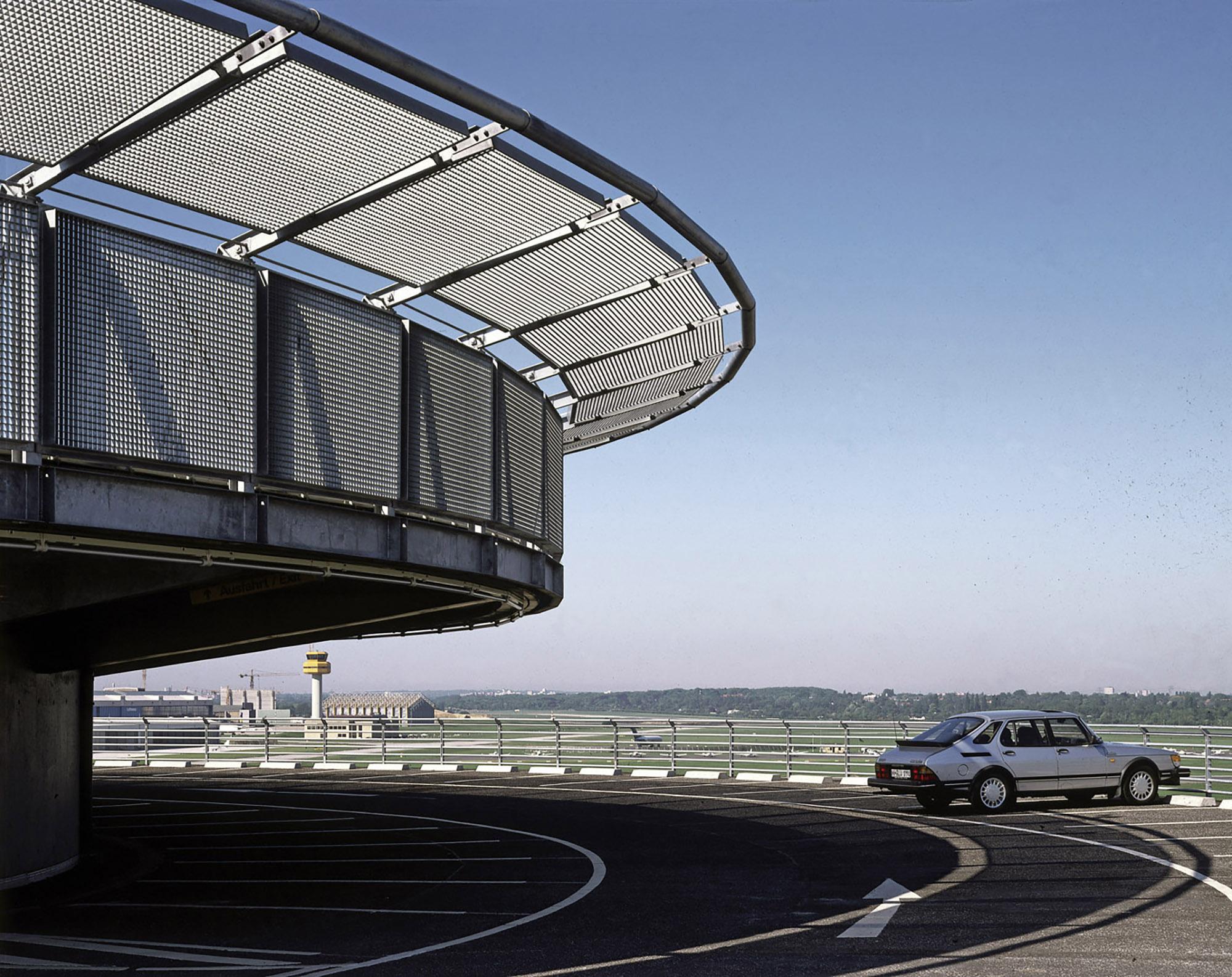 Multi-Storey Parking Rotunda
