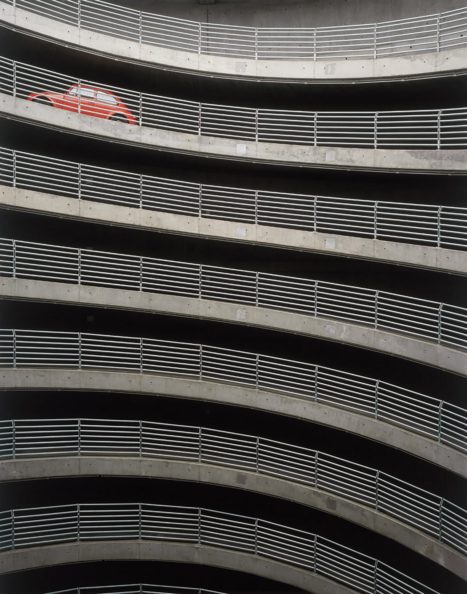 Multi-Storey Parking Rotunda