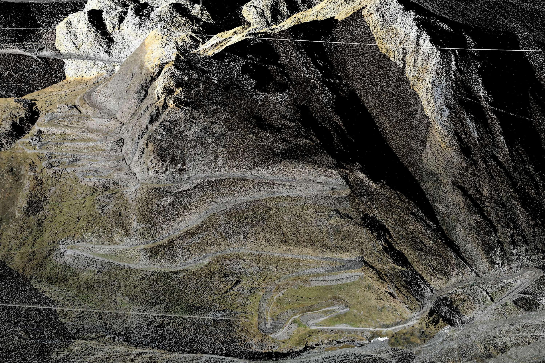 Gotthard Landscape