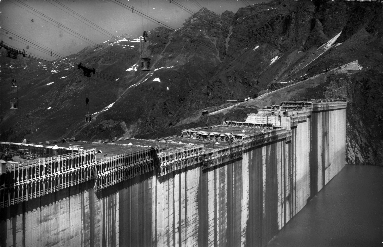 Barrage de la Grande-Dixence
