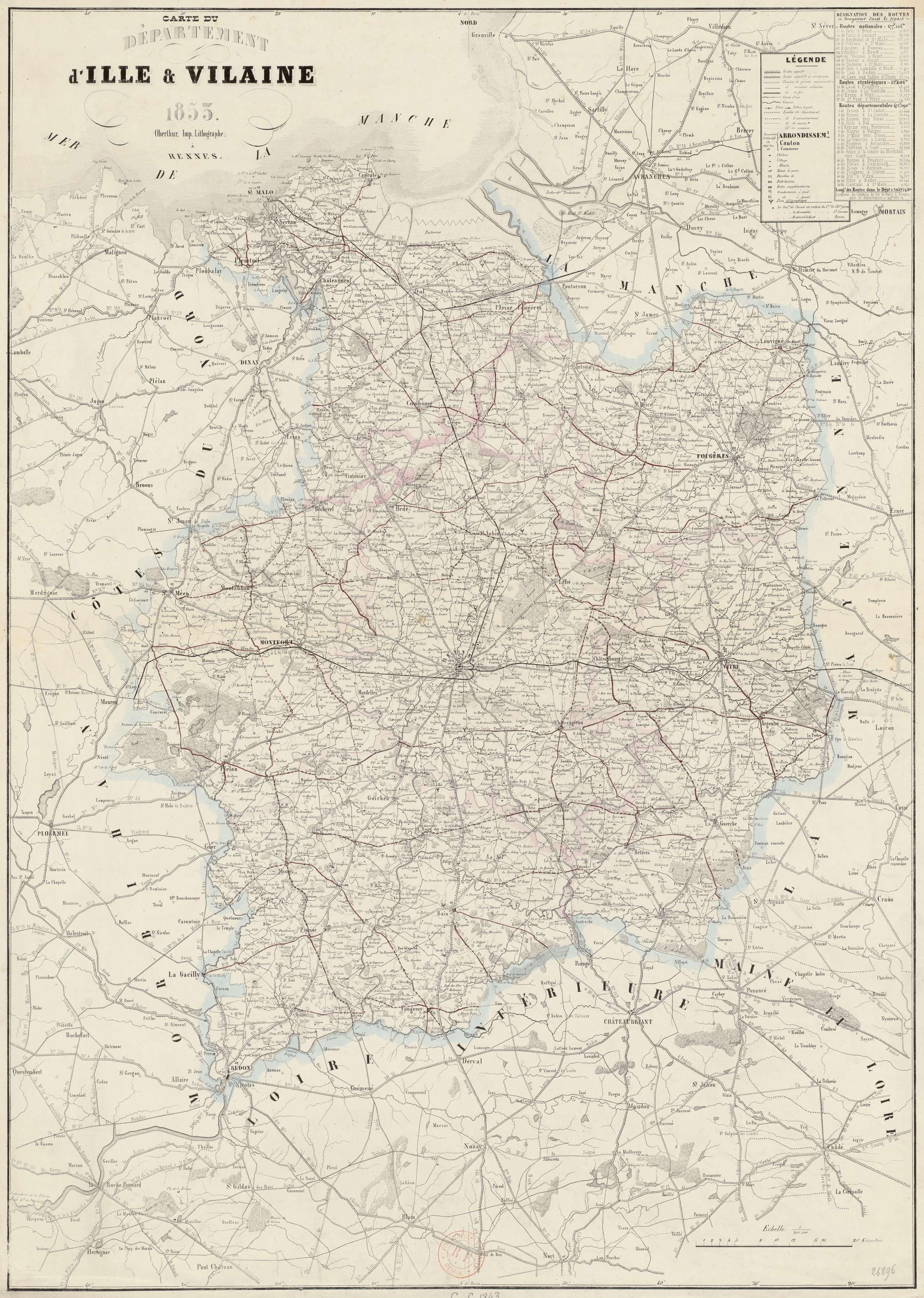 Observatoire photographique de l'Ille-et-Vilaine