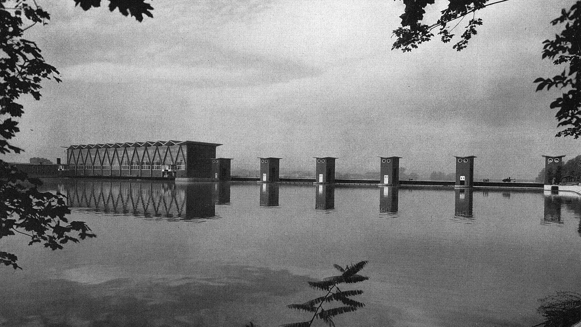 Kraftwerk Birsfelden