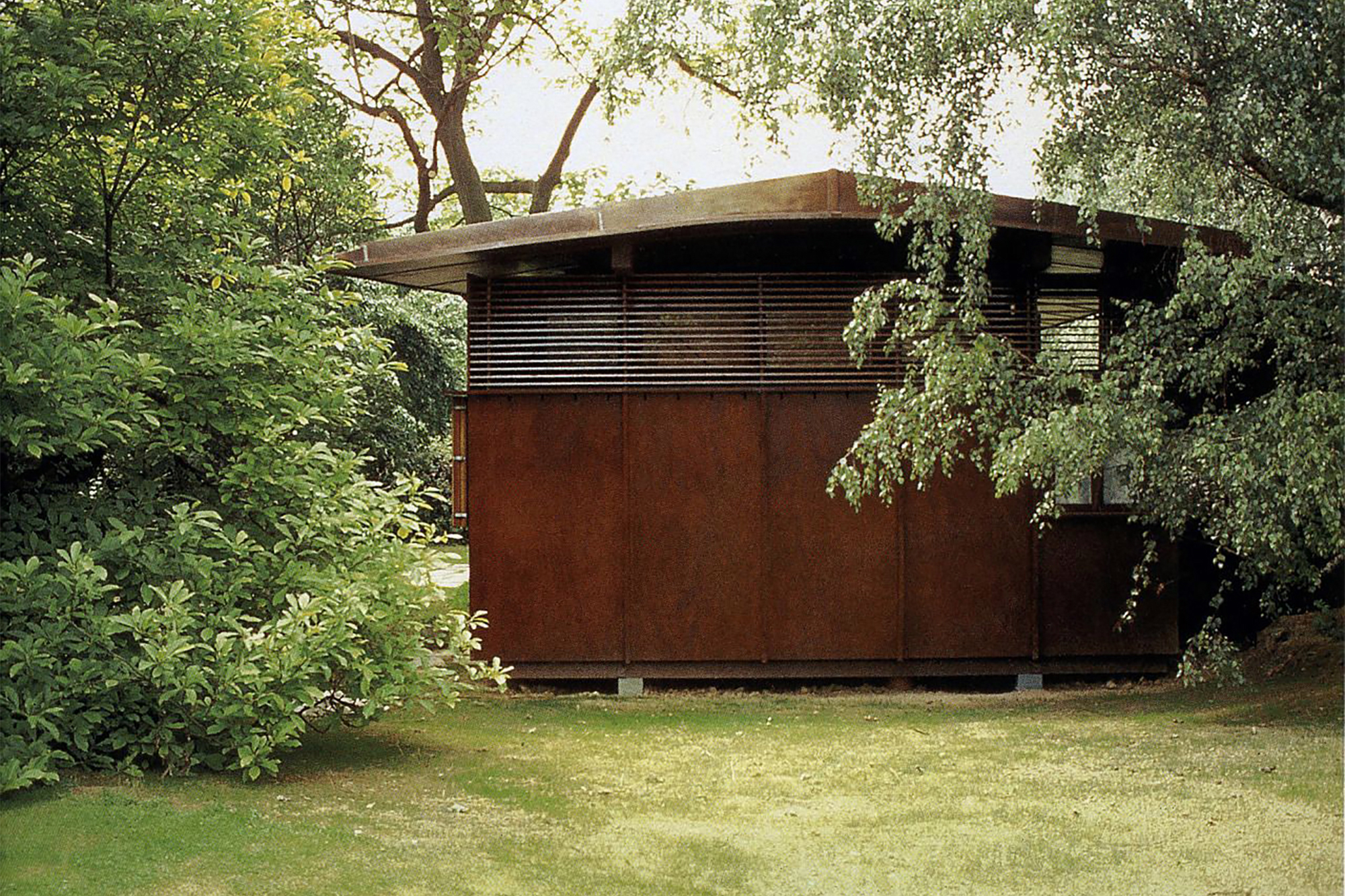Plywood House