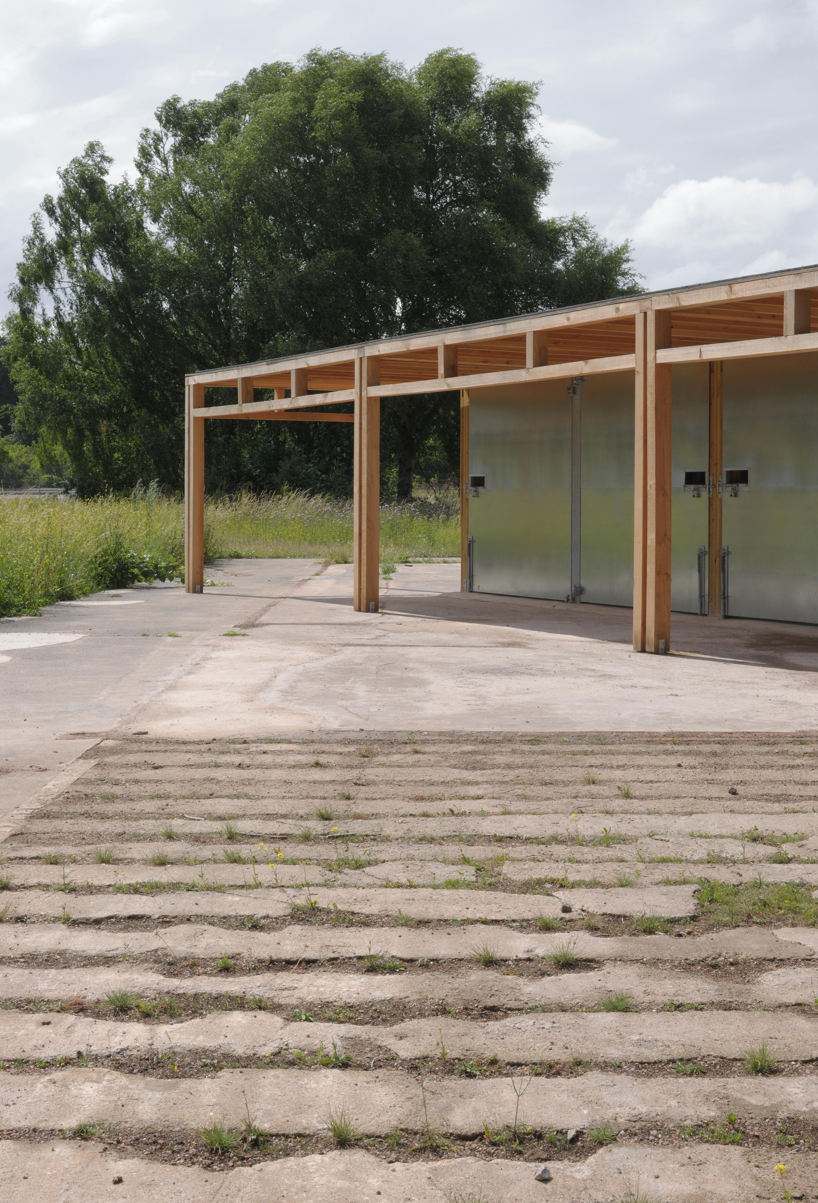 Avon Wildlife Trust Cabin