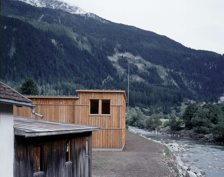 Forstwerkhof Andeer