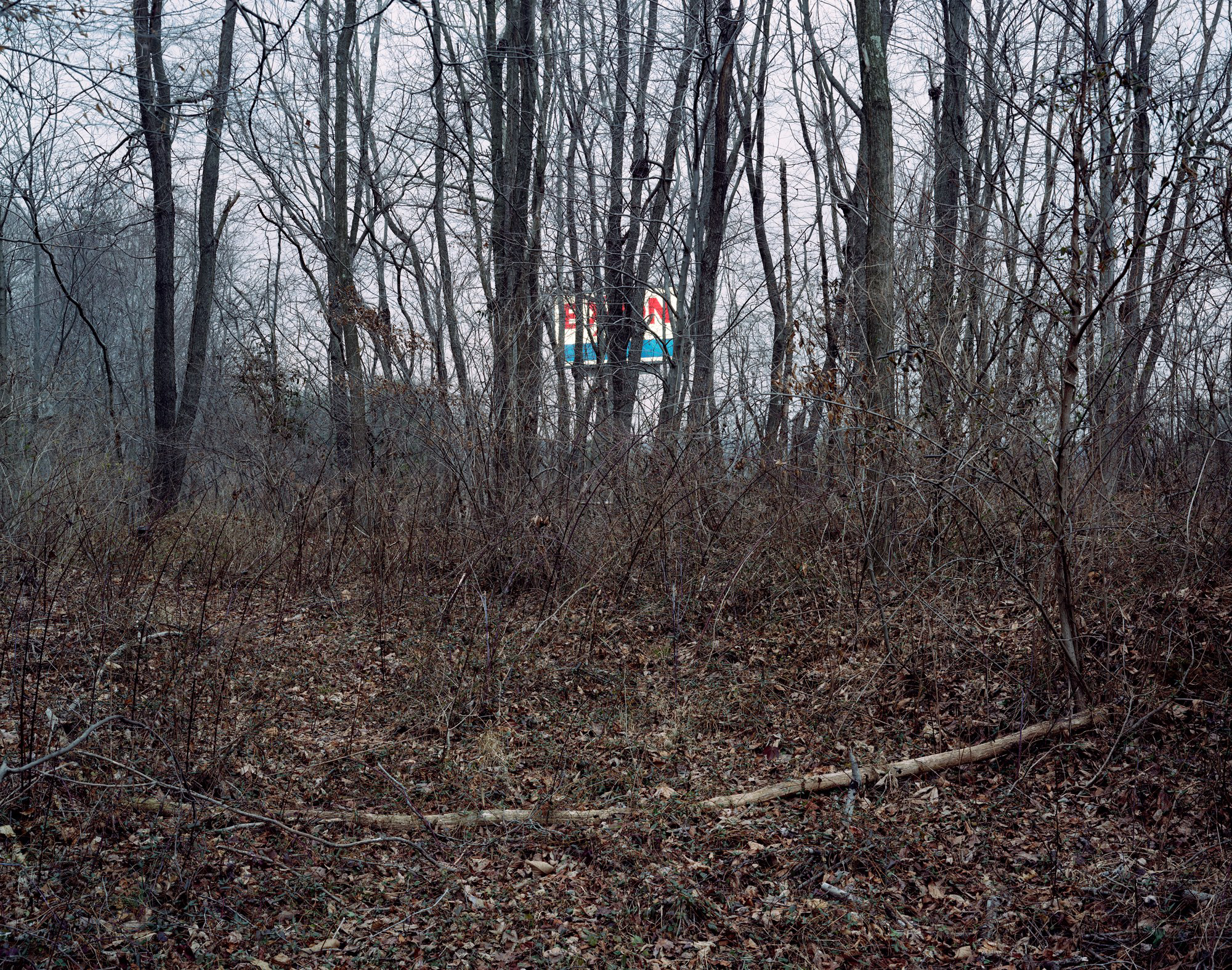 Somewhere Along the Line