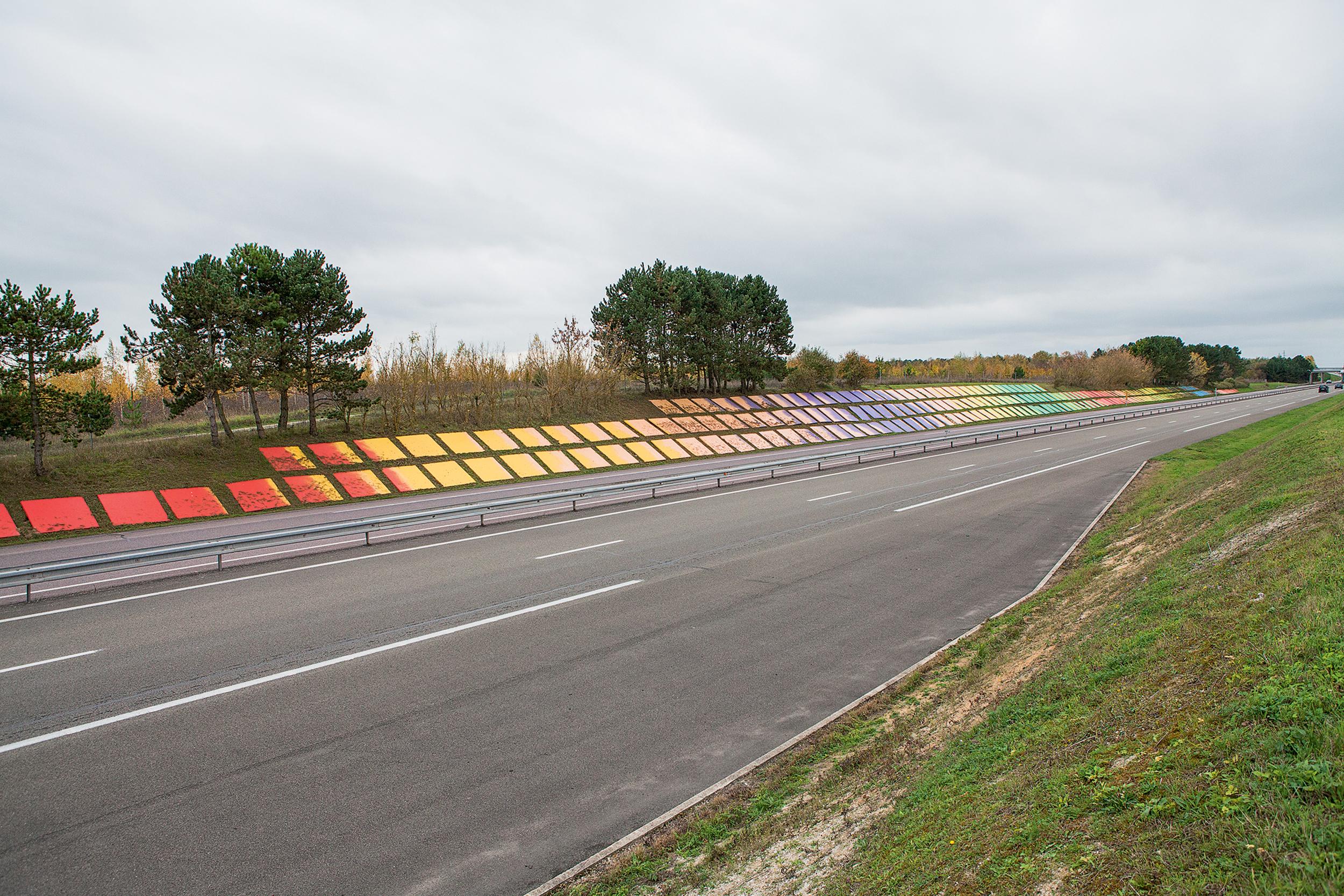 Art d'autoroute