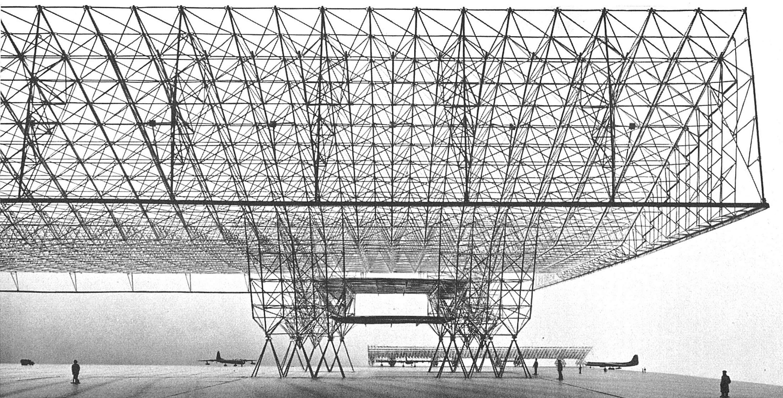 USAF Aircraft Hangar