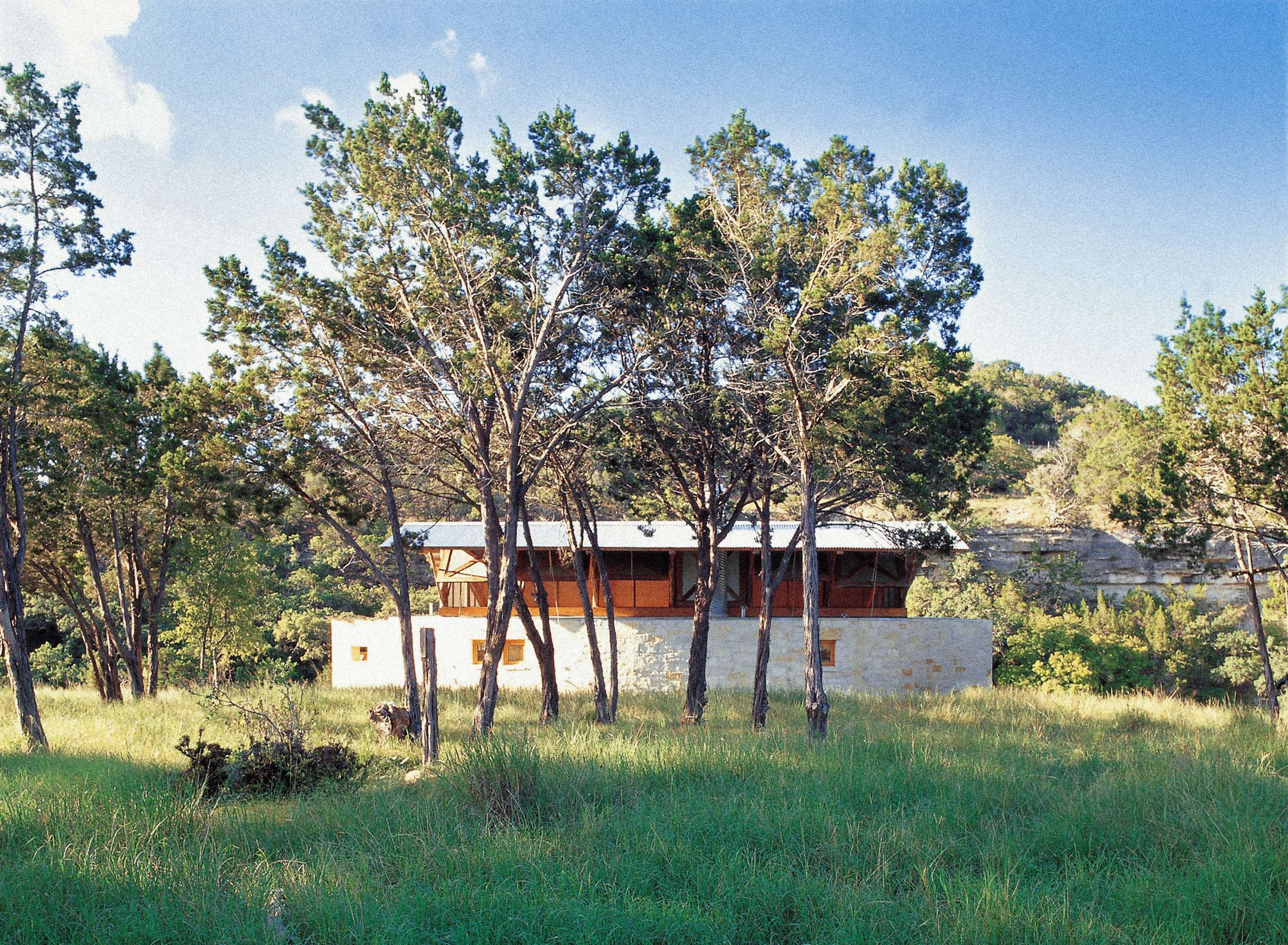 Hill Country Jacal