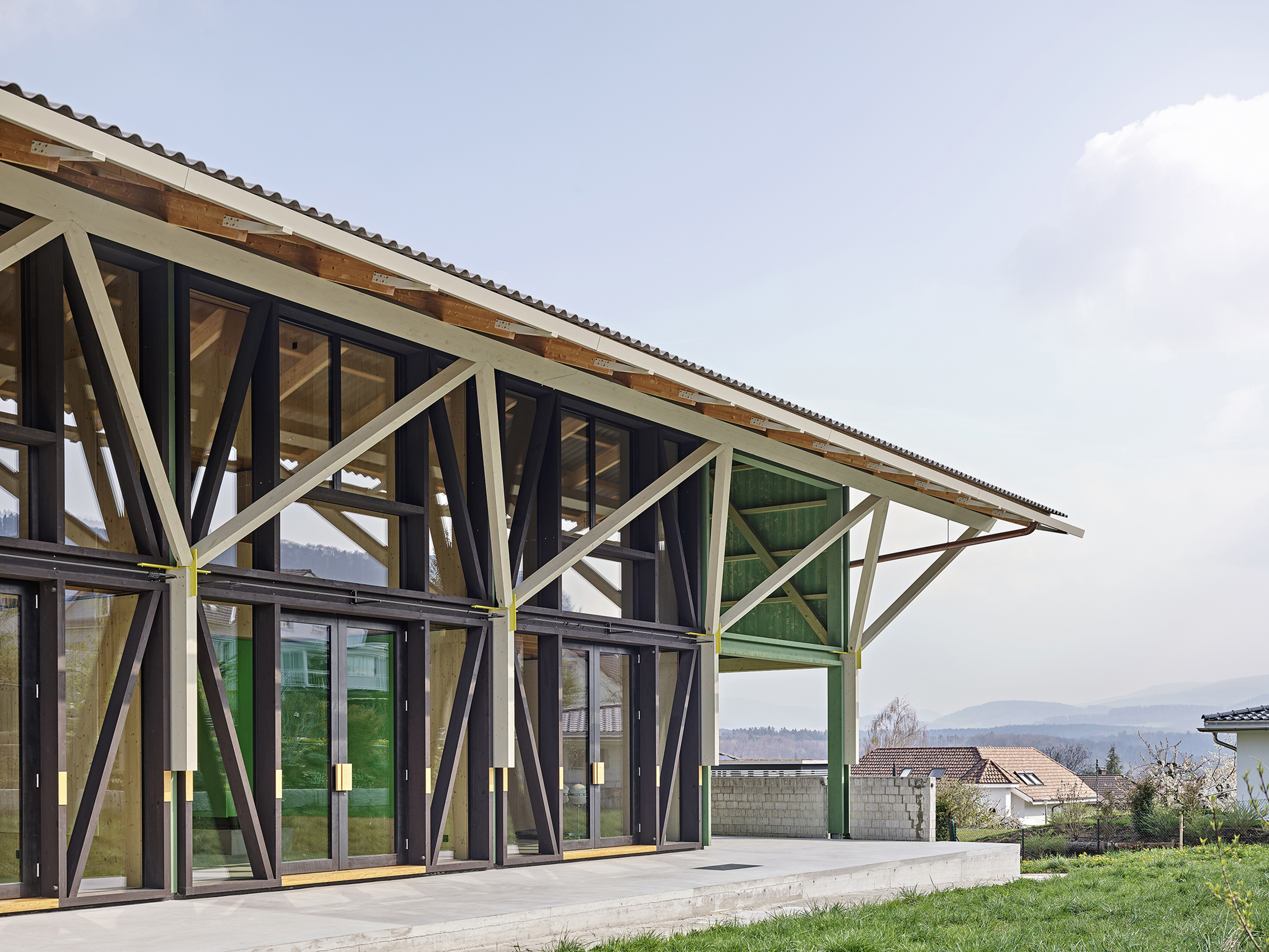 Wohnatelierhaus altes Weinlager
