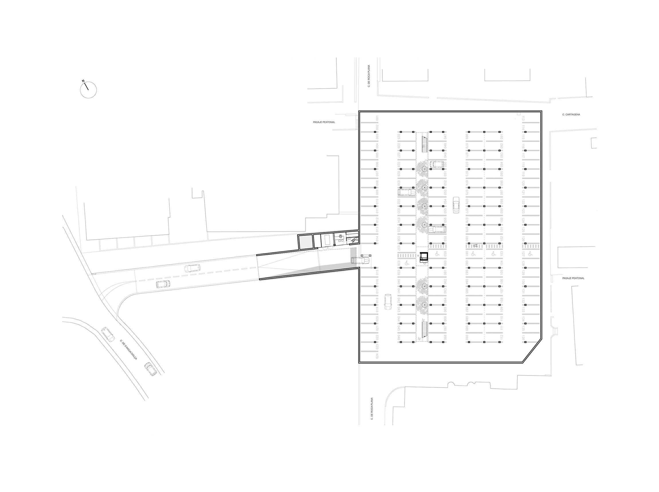 Parking Plaça d'Europa