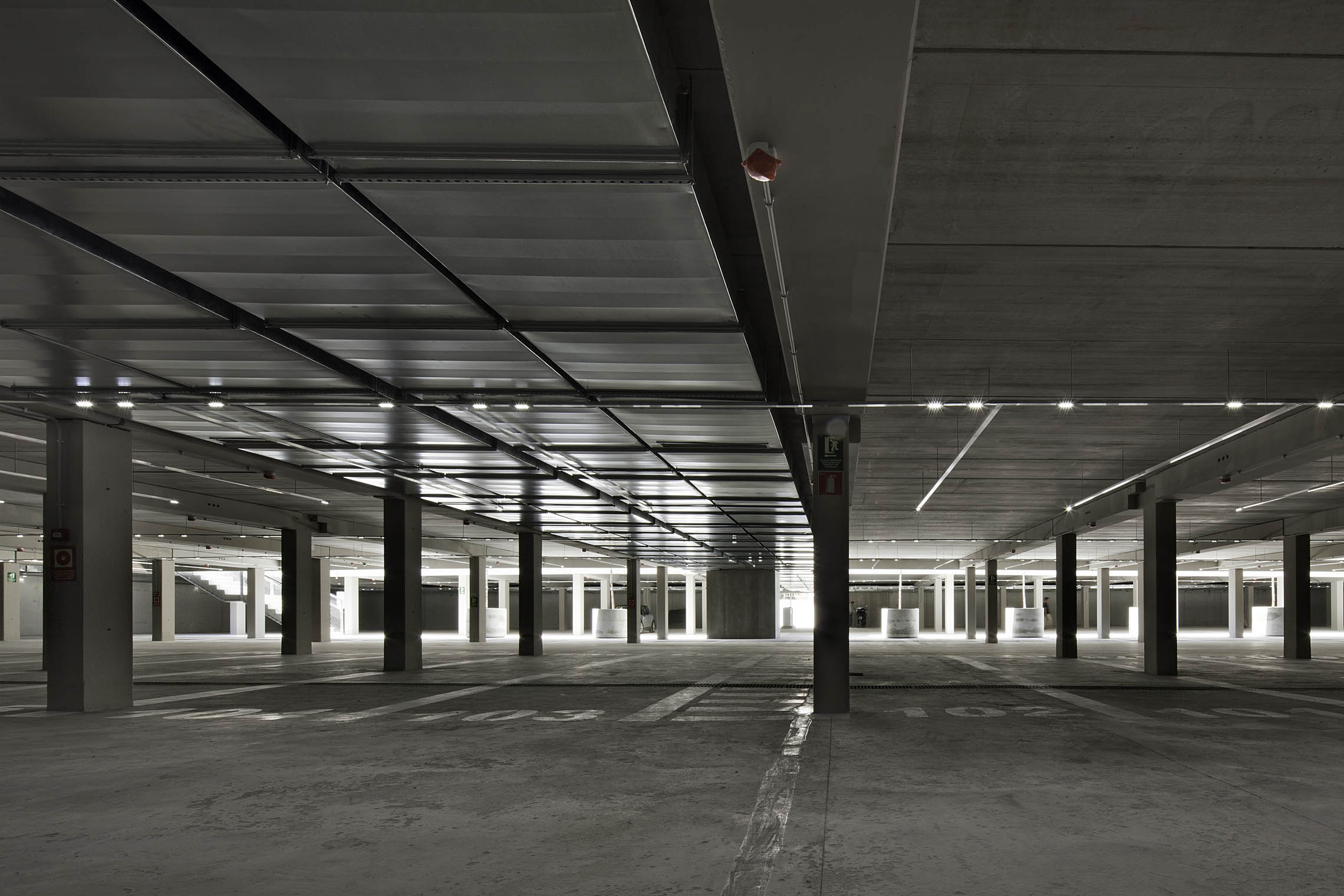 Parking Plaça d'Europa