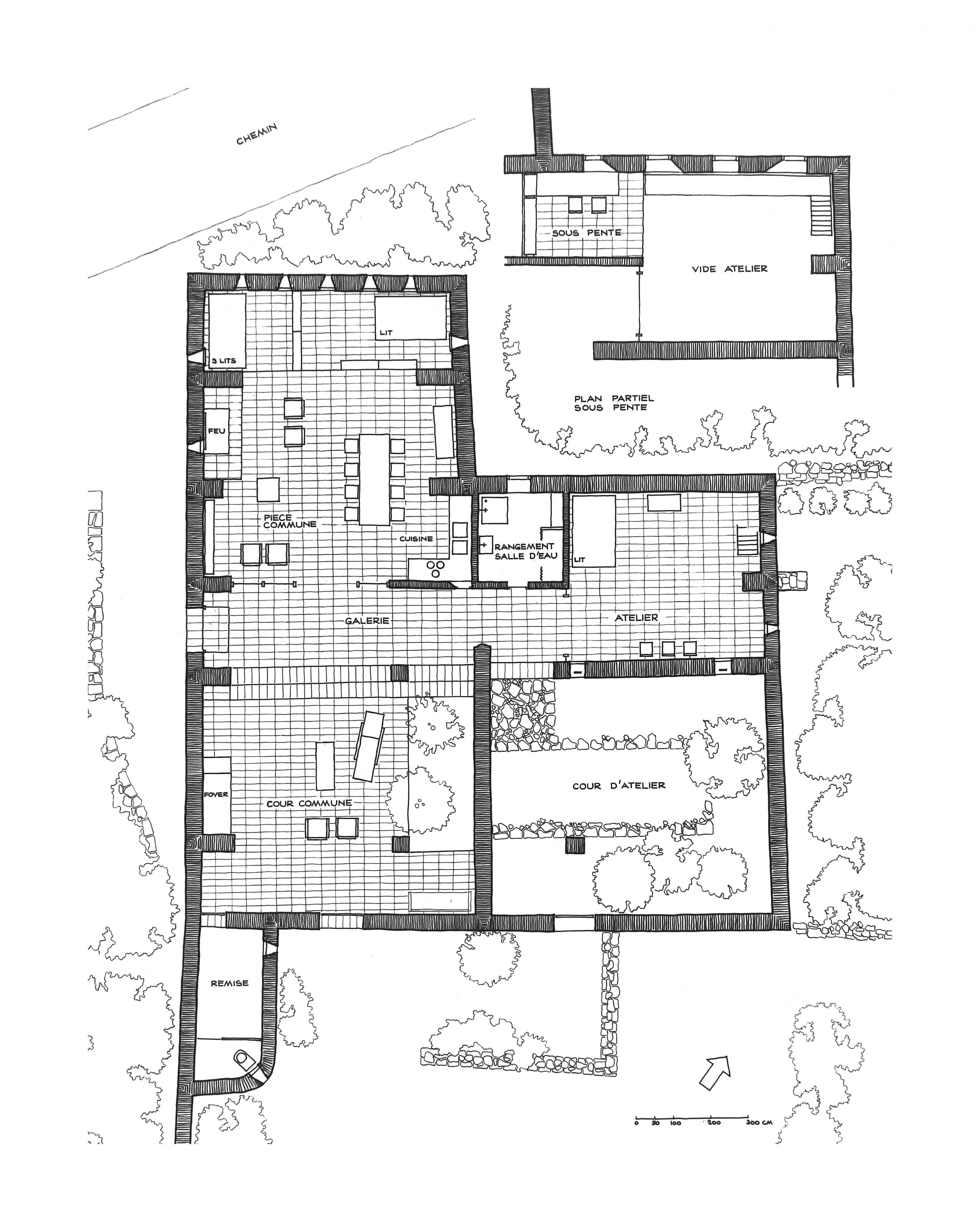 Maison Treilles