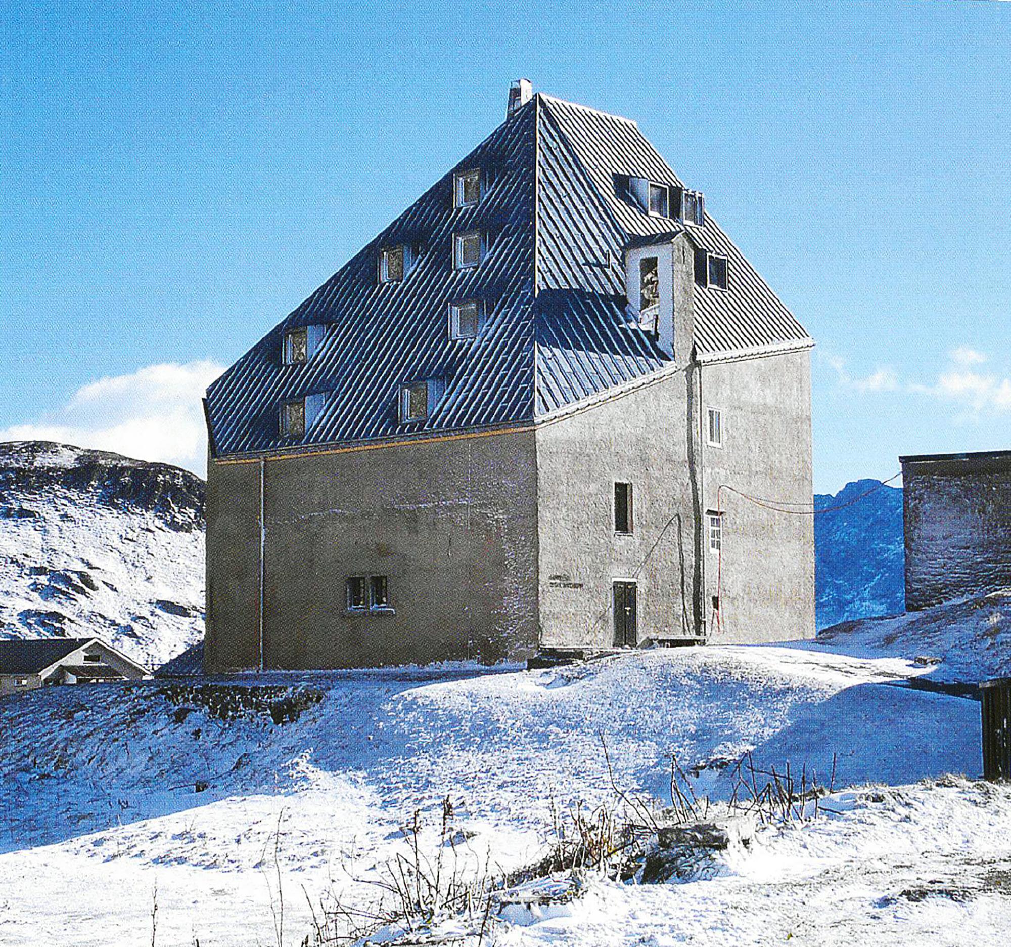 Altes Hospiz St. Gotthard