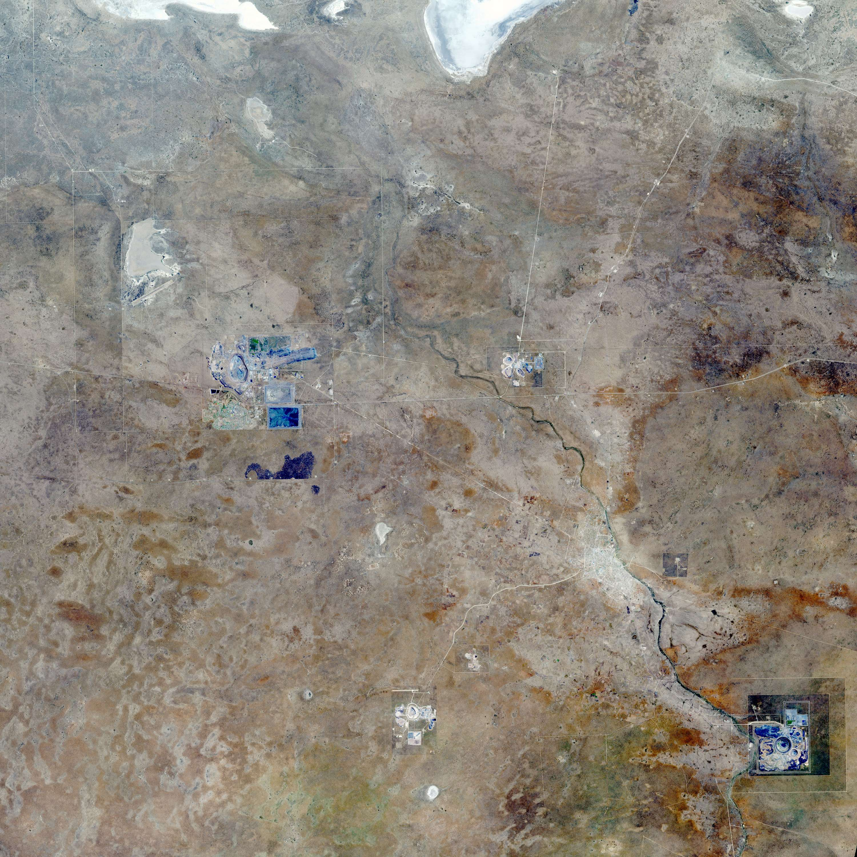 Botswana's Diamond Mines