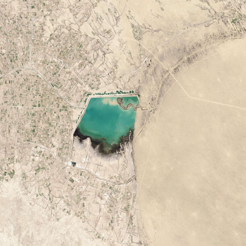 Hanhowuz Reservoir