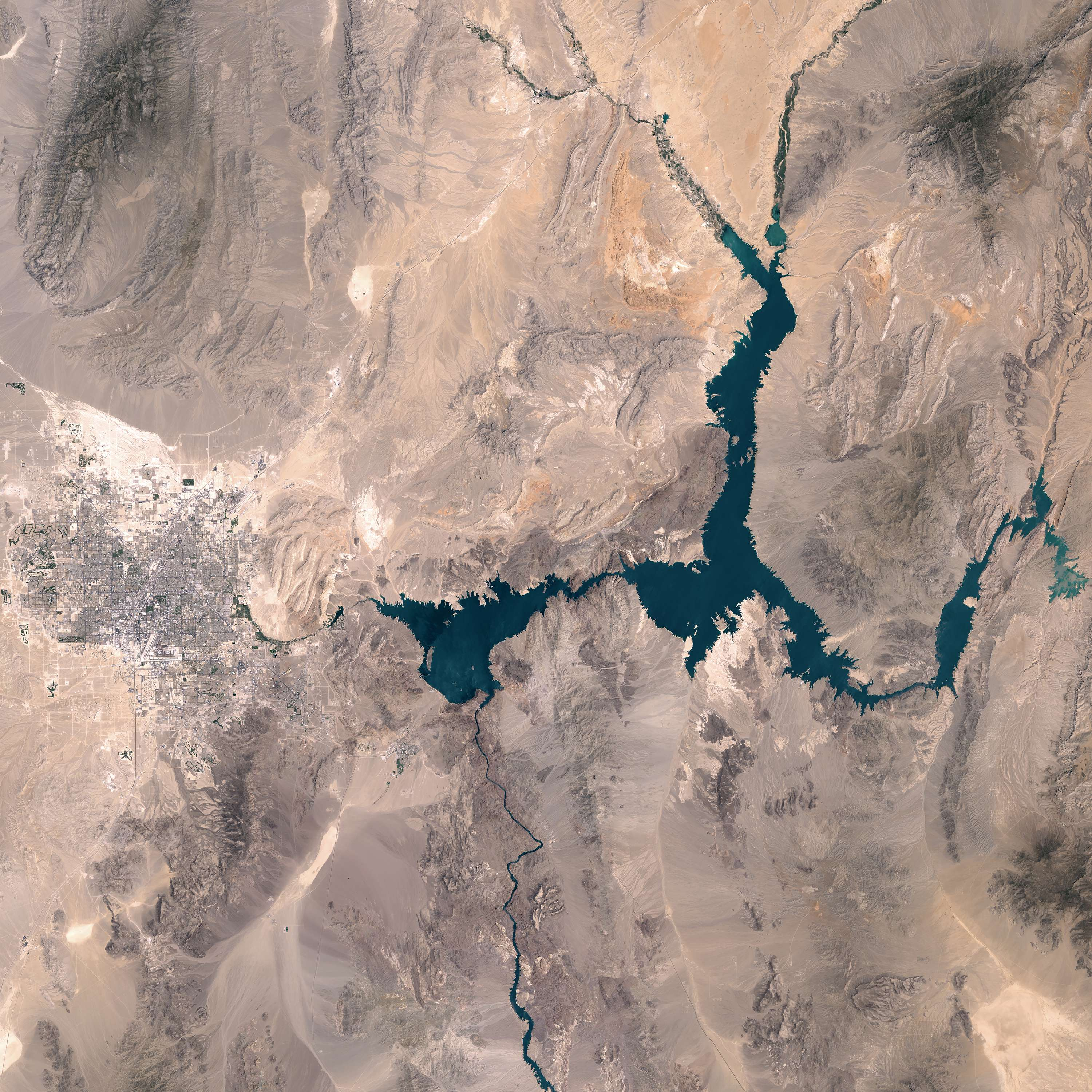 Losses in Lake Mead