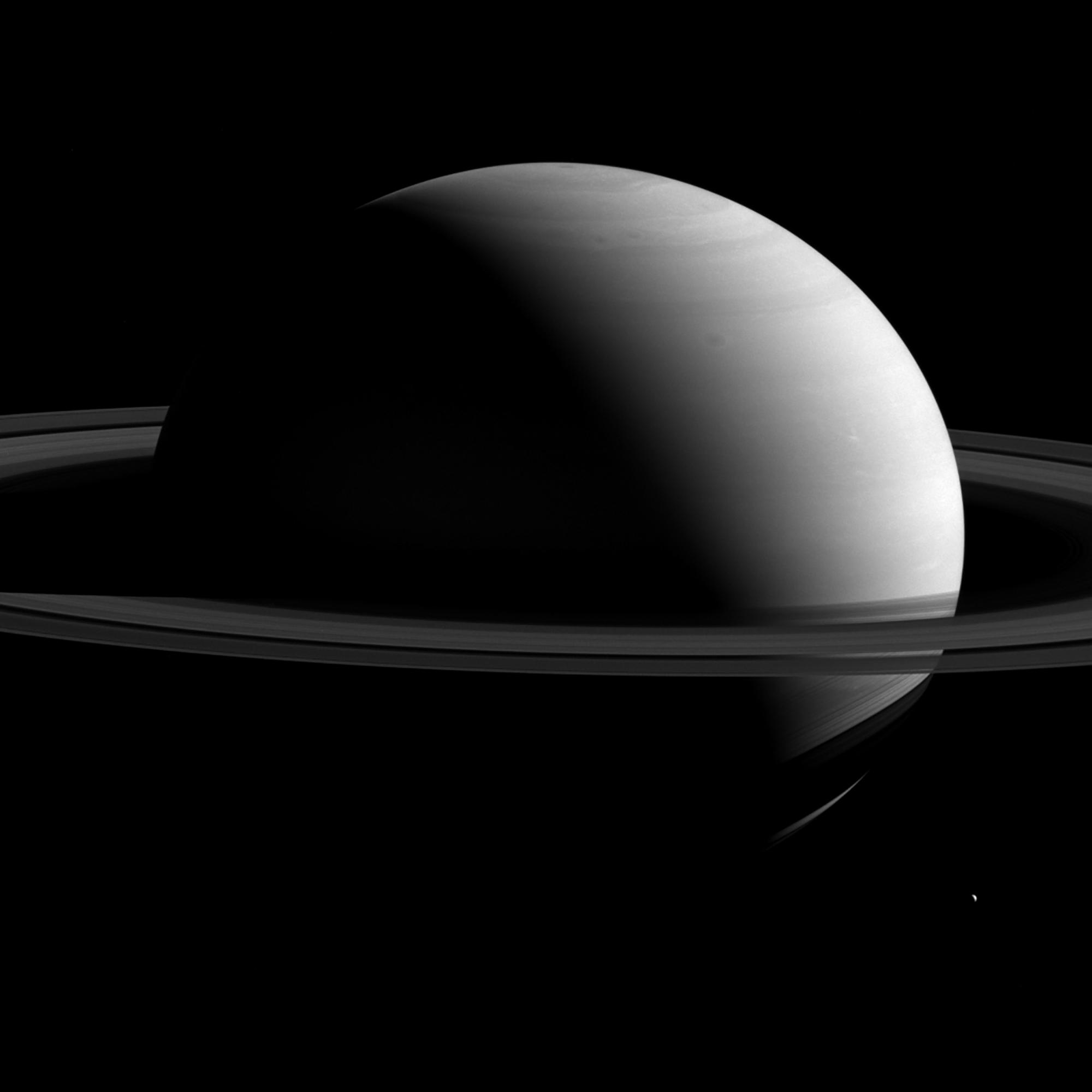 Cubist Saturn