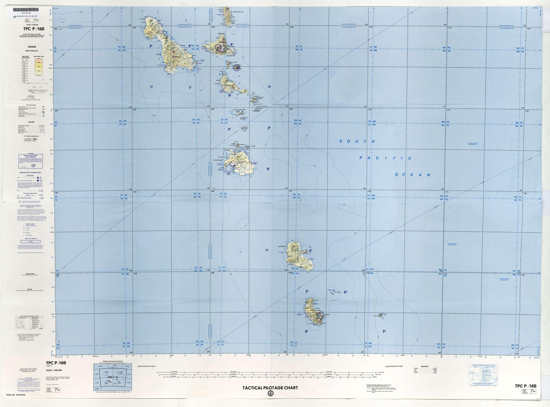 Tactical Pilotage Charts