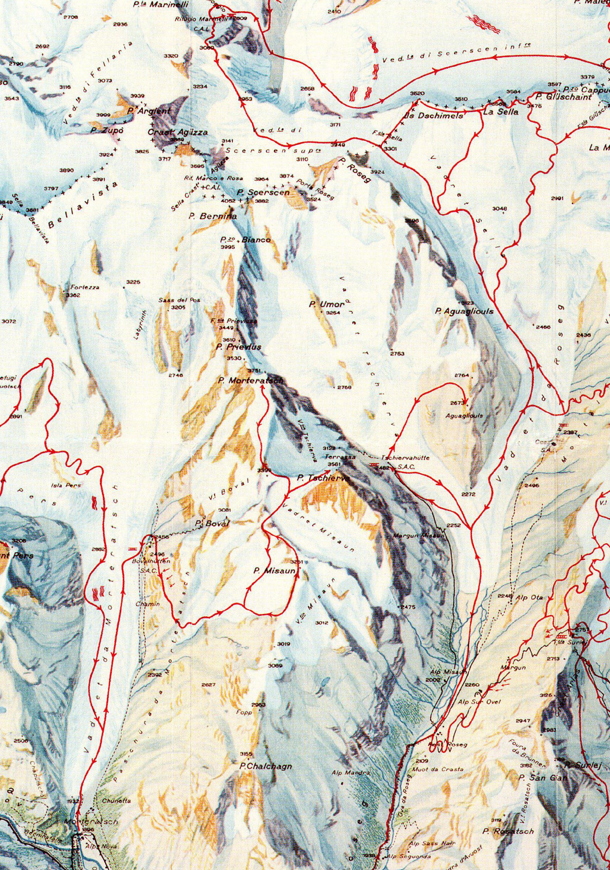 Aerovue-Karten