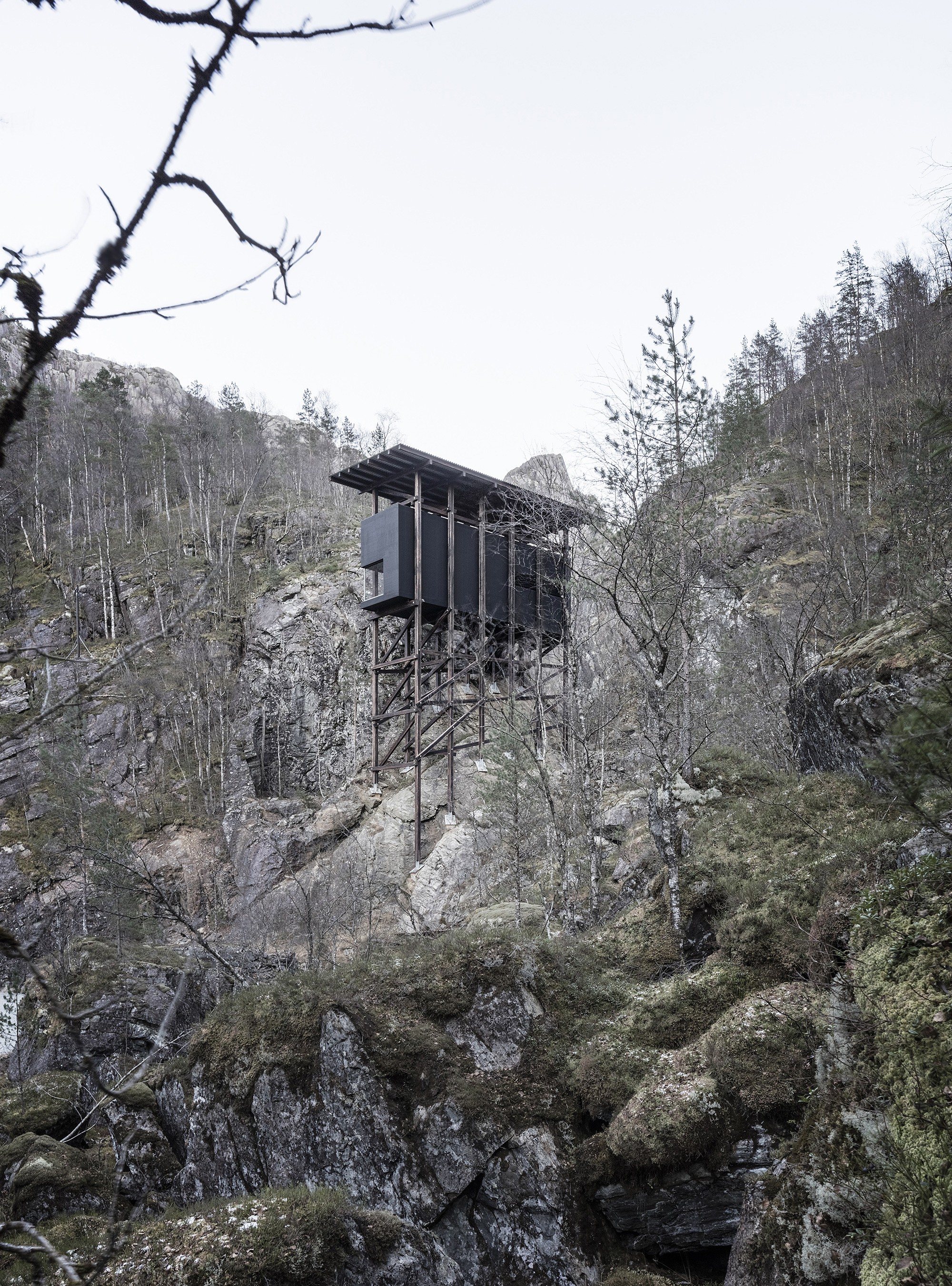 Allmannajuvet Zinc Mine Museum