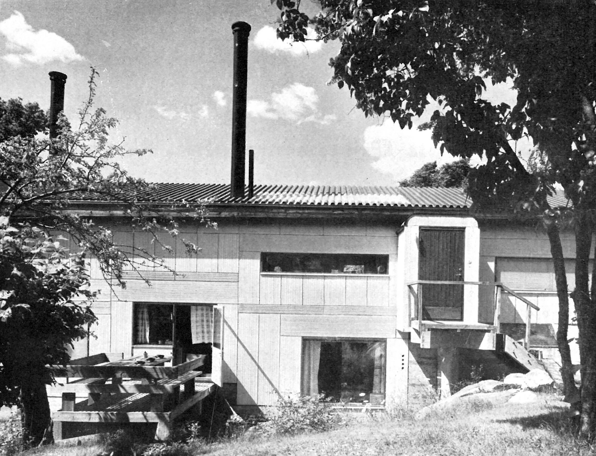 Villa Erskine