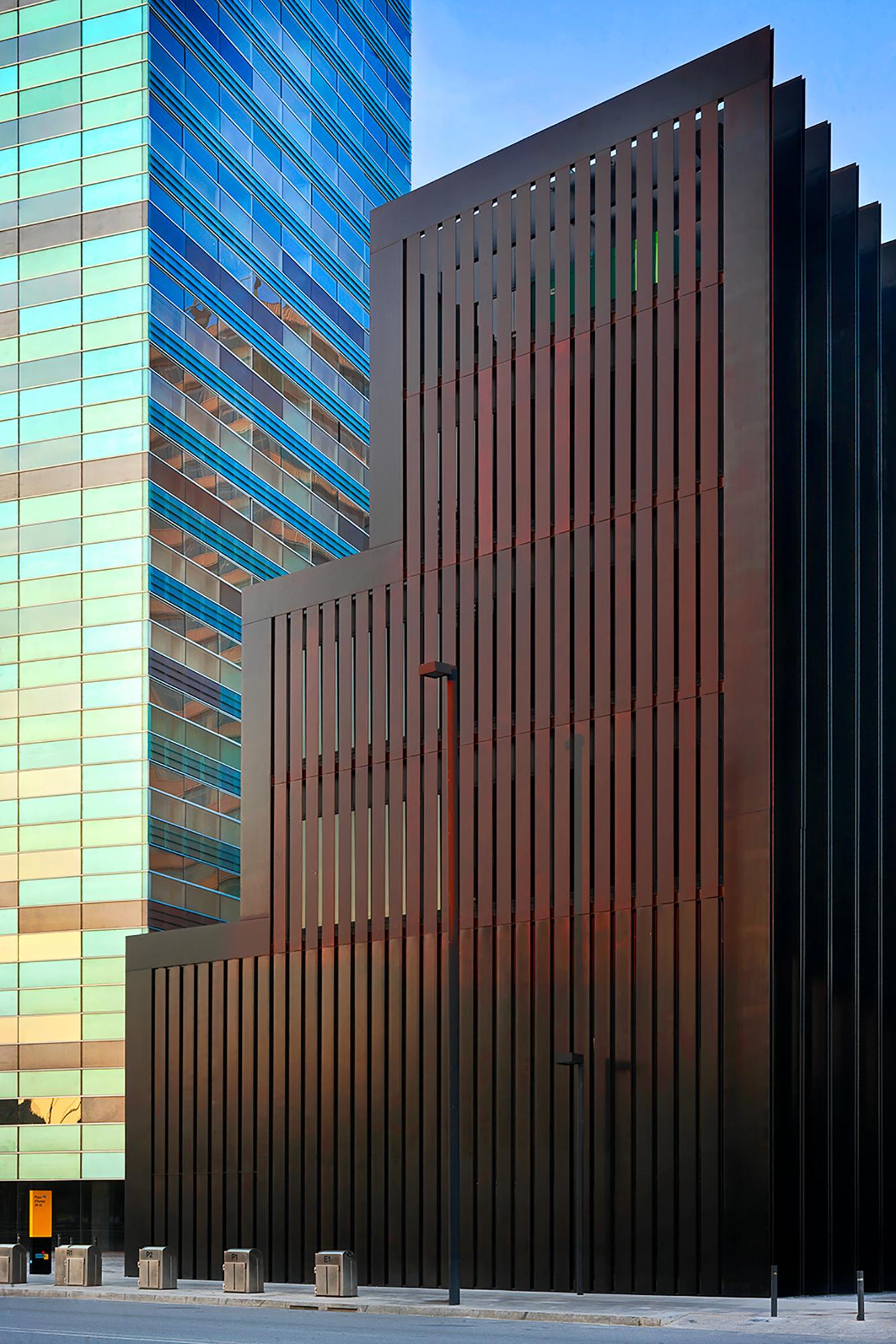Edificio Plaça Europa 31