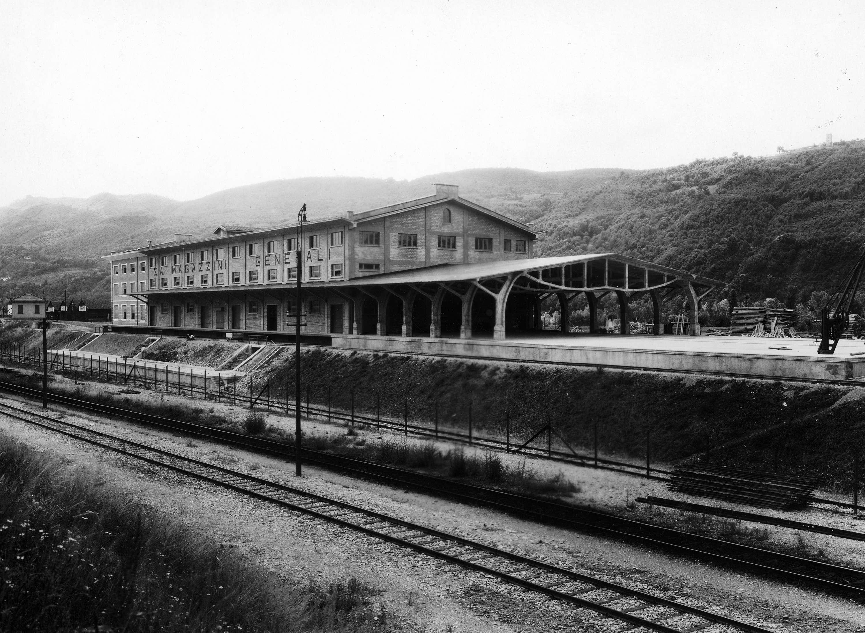 Lagerhaus der Magazzini Generali
